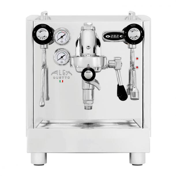Izzo MyWay Alex Duetto IV Plus Inox - E61 Espressomaskine