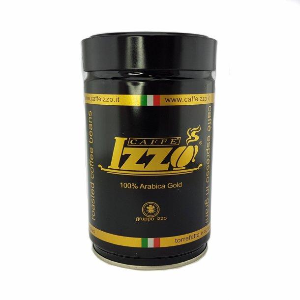 Izzo 100% Arabica Guld Espressokaffe 250g