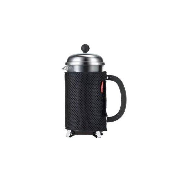 Bodum Nero Kaffefrakke 12 kop Sort