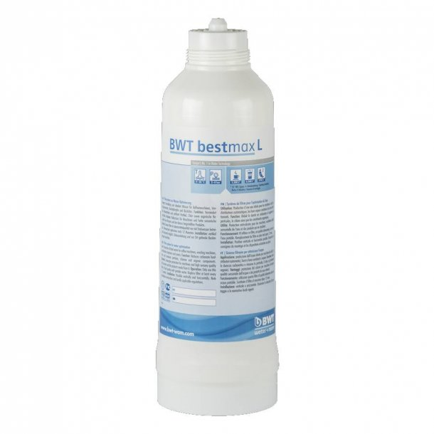 BWT Bestmax L Filterpatron - 4120L@10KH (Blå)