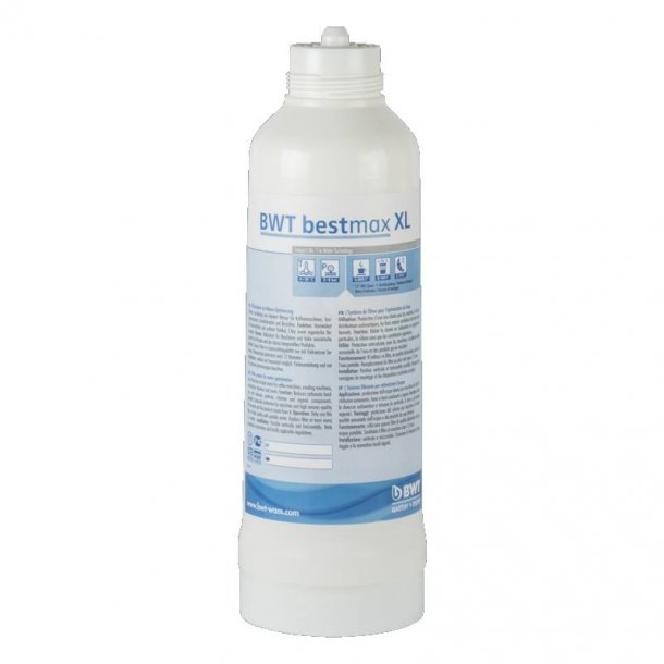 BWT Bestmax XL Filterpatron - 6000L@10KH (Blå)