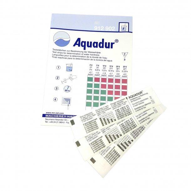 Aquadur Vand Test Kit 5-25°d