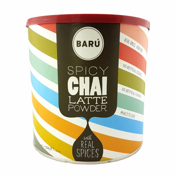 Barú Spicy Chai Latte 1500g