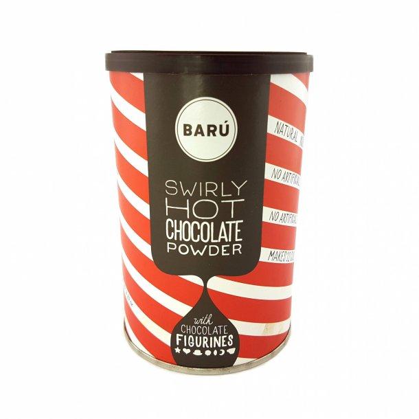 Barú Swirly Chocolate Powder & Figurines 250g