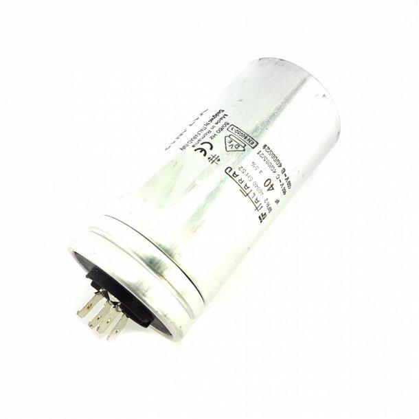 Kondensator 40 uF / 450V