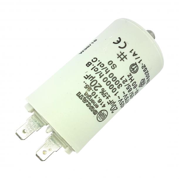 Kondensator 20 uF / 450V