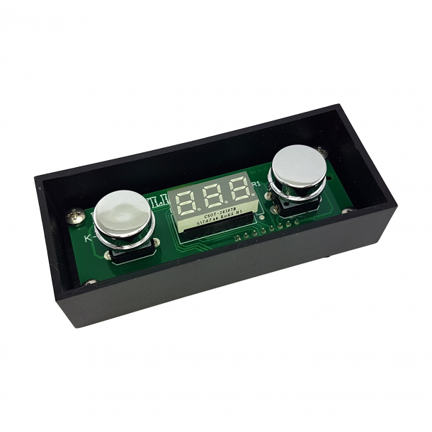Vibiemme Domobar Super 2B PID Display