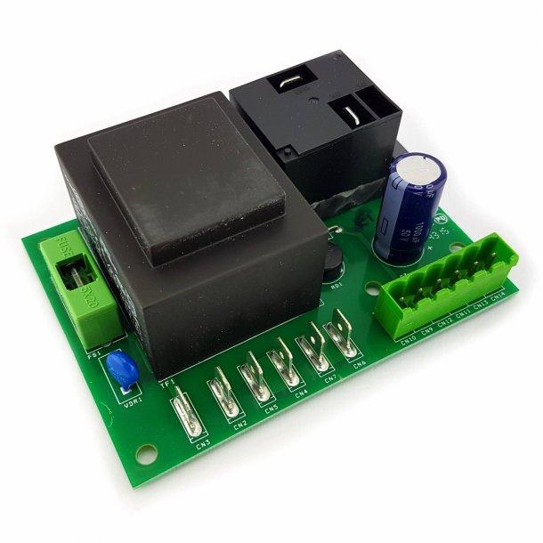Mazzer Electronic Printkort Dobbelt Timer 230V