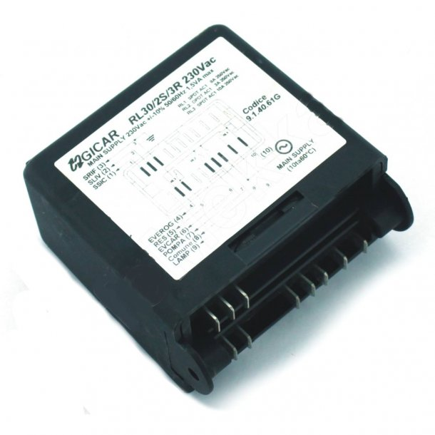 Nuova Simonelli Oscar Kontrolmodul Vandstand GICAR RL30/2S/3R 230V