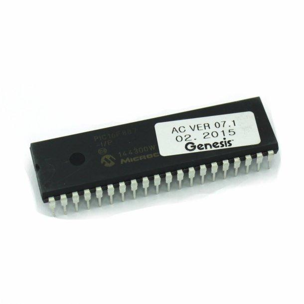 Gene Café Microcontroller CPU AC (Celcius)