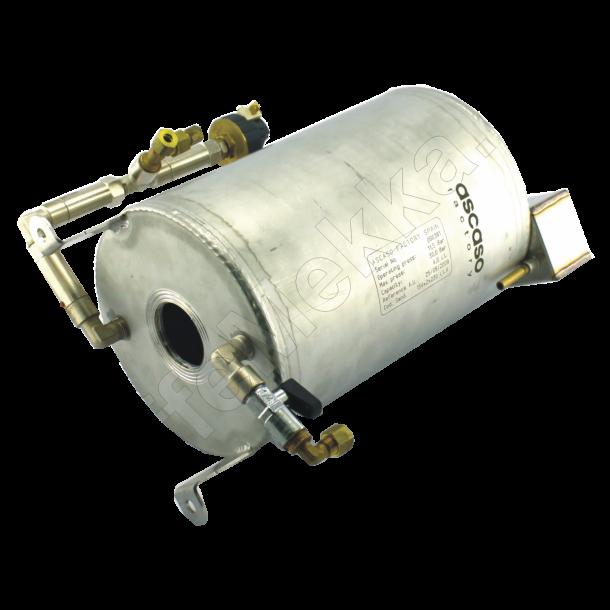 Ascaso BAR 1 Gr. Steamkedel Komplet