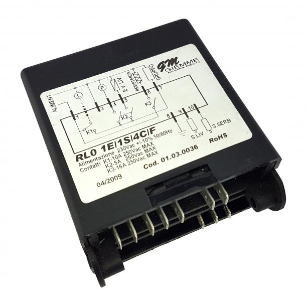 Giemme Kontrolmodul Vandstand RL0 1E/1S/4C/F
