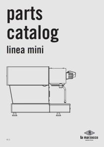la marzocco linea mini parts catalog