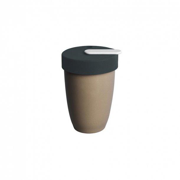 Loveramics Nomad - 250 ml Travel Mug Taupe