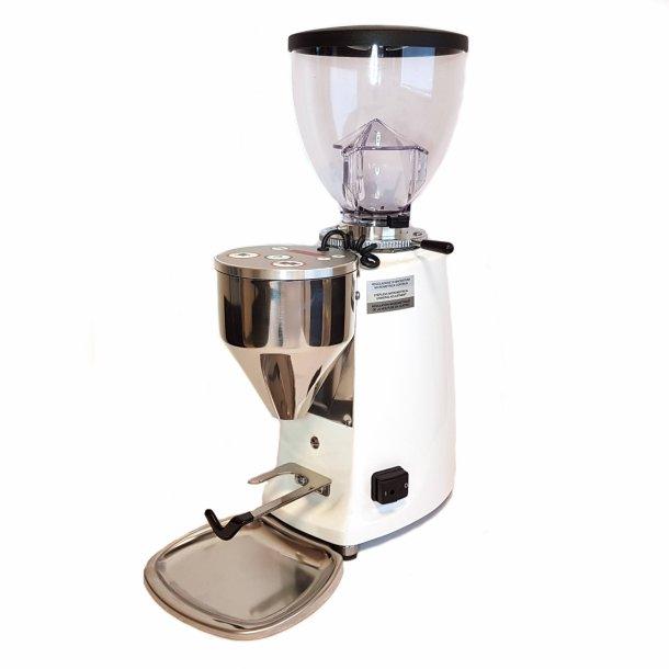 Mazzer Mini Electronic A Kaffekværn Hvid