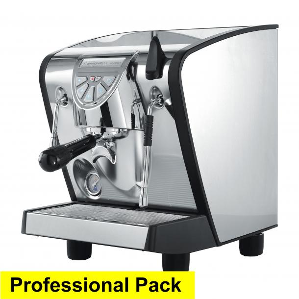 Nuova Simonelli Musica Vol. Professional Pack Espressomaskine