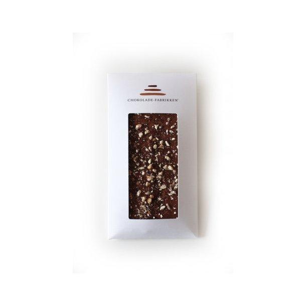 Chokolade-Fabrikken - Lys Chokolade m/Valnød Og Mocca