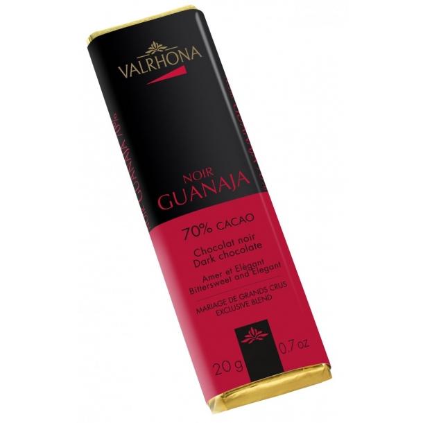 Valrhona Chokoladebar - Guanaja 70%