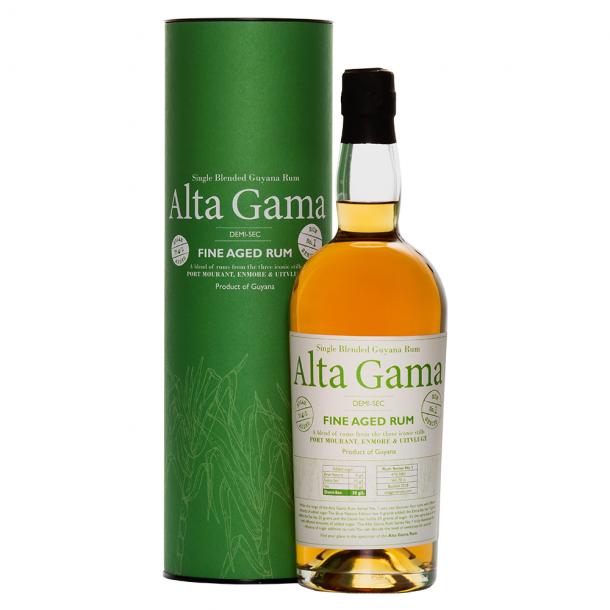Alta Gama Demi-Sec Guyana Rum