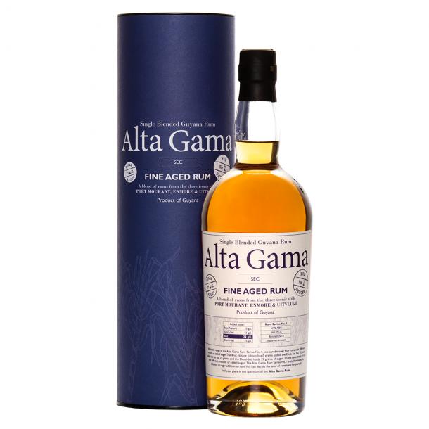 Alta Gama Sec Guyana Rum