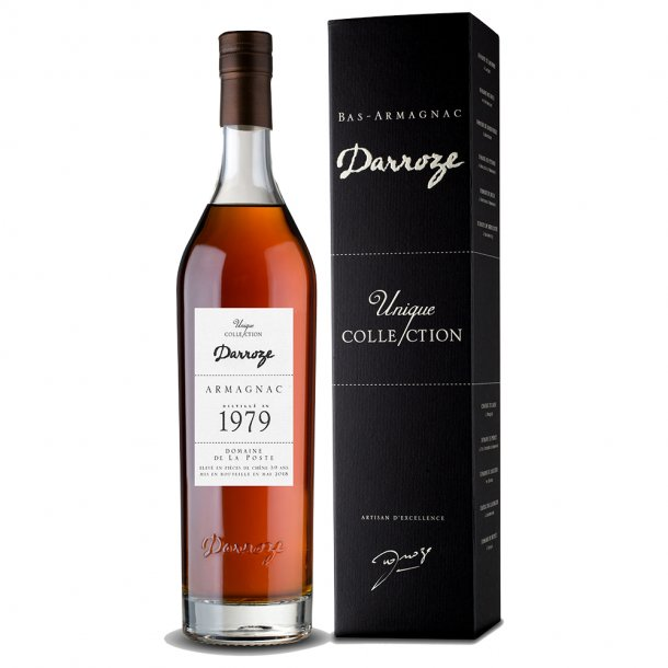 Darroze Collection Unique Vintage 1979 Domaine De La Poste
