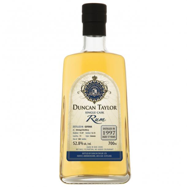 Duncan Taylor 1997 Uitvlugt Distillery 17 års rom