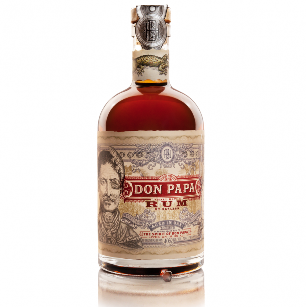 Don Papa Small Batch Rom