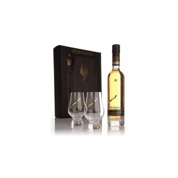 Penderyn Madeira Single Malt Whisky Gaveæske