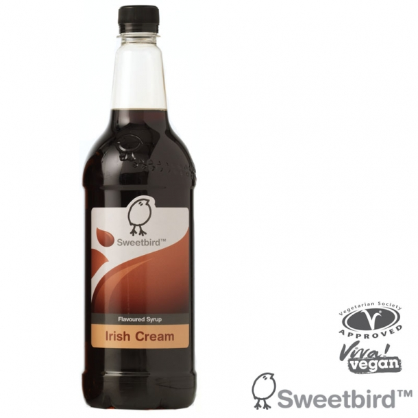 Sweetbird Sirup Irish Cream 1 liter