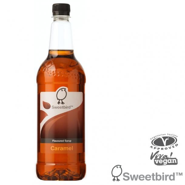 Sweetbird Sirup Karamel 1 liter