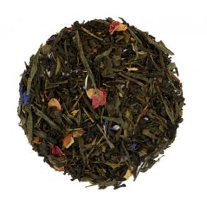 Grøn aroma te