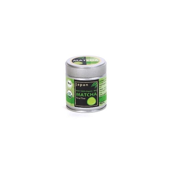 Økologisk Japan Matcha Te, 40 gram