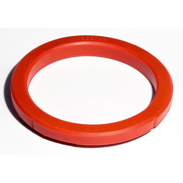 Cafelat Silikone Gruppepakning - Nuova Simonelli 8,3 mm (Rød)