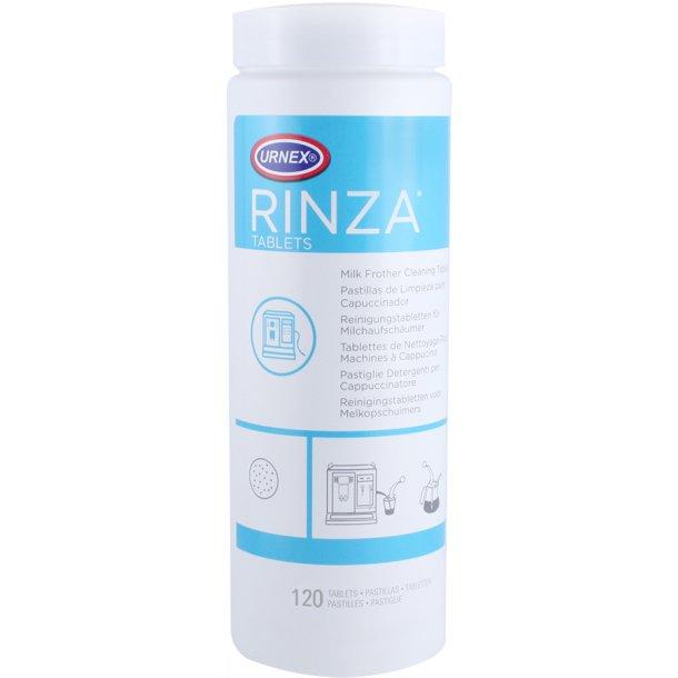 URNEX RINZA M61 Mælkerens Tabletter 120 stk á 4g